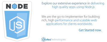 what does extensive experience mean nodejs development services nodejs web application development mean