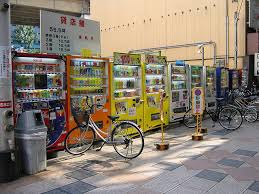 Vending Machines Japan Gorgeous Japan The Land Of Vending Machines Kuriositas