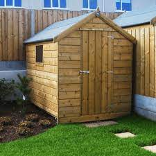 wooden shed standard style sheds