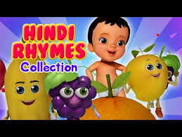 hindi rhymes collection