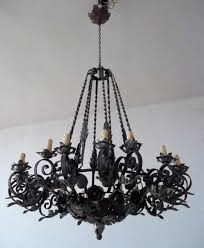 top 52 sophisticated forged iron pendant lighting chandelier sconces shades wrought fence and glass farmhouse lights chandeliers large size of sconce for