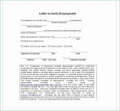 Sample Proof Of Employment Letter Sample Verification Of Employment Letters Best Employment