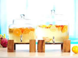 2 gallon beverage dispensers 5 gallon glass beverage dispenser with spigot 2 gallon glass beverage dispenser