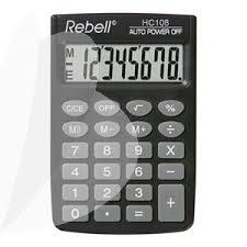 Officeday Pocket Calculator Re Hc108 Bx