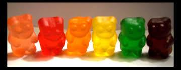 live life as a gummy bear