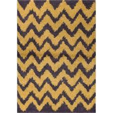 well woven madison chevron gold grey 5 ft x 7 ft modern