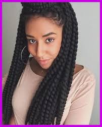 Coiffure Femme Tresse Africaine Cheveux Afro Sans Rajoues