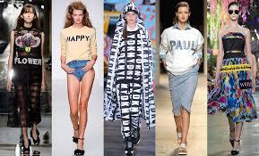 Проектно теоретическая часть  с головы и до ног или скромное одно только слово на толстовке выбор безграничен vogue ru fashion trends zamolvi slovechko