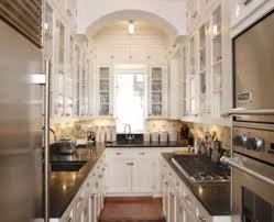 Efficient Kitchen Design And Galley Kitchen Design Perfected By The  Presence Of Joyful