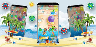 <b>Summer Beach</b> Launcher Theme - Apps on Google Play