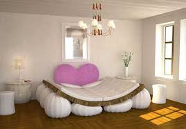 unique bed. Bedroom:Shabby Chic Bedroom With Unusual Bed Unique Frames Plus Heart Shaped Pink L