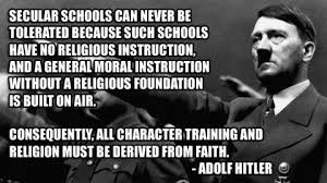 Hitler Christian Quotes Best Of From The Archives What's Wrong With Being 'Right'