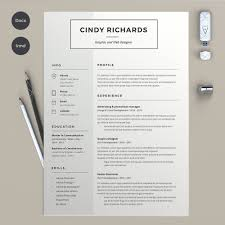 Resume Template Indesign Free Best Free Resume Templates Indesign Therpgmovie 2