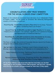 • congratulations essay competition winners blog social sciences essay competition 2015 winners