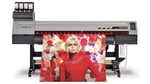 <b>Mimaki UJV100-160</b> developed for sign makers - Textilegence