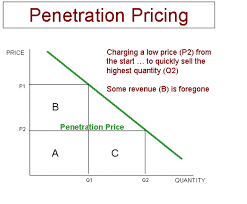 What is penetration pricing