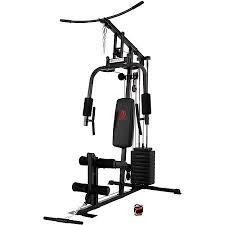 Marcy Diamond Elite 100 Lb Stack Gym W O Shroud Md 2109