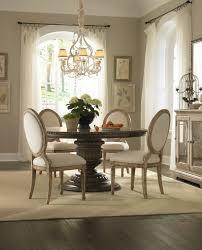 daphne round pedestal dining table set pulaski intended for prepare 6