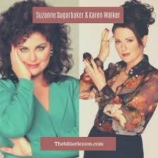 Designing Women Suzanne Class Reunion Did Suzanne Sugarbaker Pave The Way For Karen Walker The