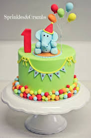 One Year Birthday Cake For Boys Image Of One Year Child Birthday