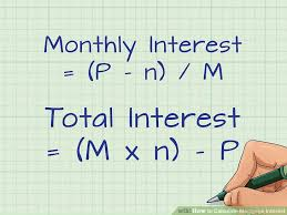 3 Ways To Calculate Mortgage Interest Wikihow