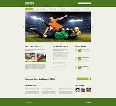 joomla football template. Soccer Responsive Joomla Template 47852