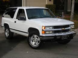 1994 chevrolet blazer photos informations articles bestcarmag com 1994 chevrolet blazer 1