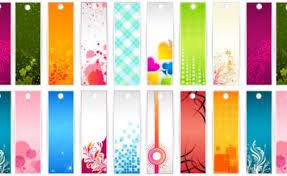 Bookmark Designs To Print Graphic Design Printing Services Pasadena Ca