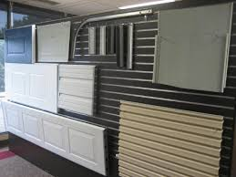 In several cases, garage door panels may be repaired. Extra struts can be  used to reinforce the cracked part and allow the garage door to last a few  more ...