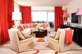 cream red brown contemporary wool rugs amnada nisbet designs