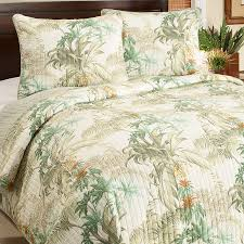 Quilt Tropical Bedding ~ malmod.com for . & Tommy Bahama Rainforest Tropical Quilt Set from . Adamdwight.com