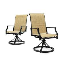 swivel dining chair patio chairs