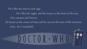 Doctor Who Quotes Awesome 48 Of The Best 'Doctor Who' Quotes