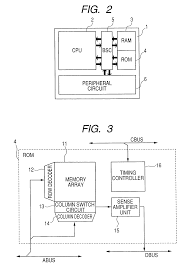 patent us semiconductor integrated circuit patents patent drawing