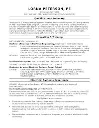Professional Engineer Resume Samples Professional Engineering Resume Englishor Com