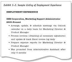 Proper Format Of A Resume | Resume Format