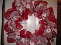 Decorating Christmas Wreaths With Ribbon Decorations Ideas Decoration Photo  Attractive How To Decorate A Wreath