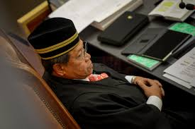 Image result for the speaker (Pandikar Amin Mulia)