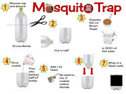 the diyhappy list of mosquito traps you can