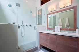 modern vanity lighting bathroom traditional with bathroom bathroom lighting double image by melissa lenox design