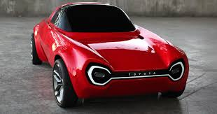 Check out these cool renderings of a compact Toyota sports car ...