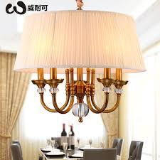 get quotations can resistant american round warm idyllic romantic bedroom lamp chandelier chandelier creative restaurant chandelier lamp