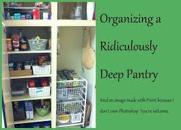 narrow depth storage cabinet shock latest with top 25 best deep pantry home design ideas 23