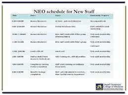 new employee orientation schedule clinical research group new employee orientation