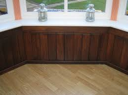 kitchen amazing light brown laminate wood flooring idea in kitchen with dark brown kitchen cabinet with white countertop interesting laminate wood flooring amazing light wood