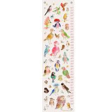 Lovebird Growth Chart Langston Sweet Birds Of A Feather Growth Chart