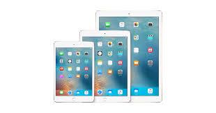 ipad size comparison ipad compare ipad models apple