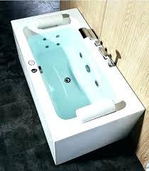 freestanding whirlpool bath tub bathtubs cleaning jets idea inspiring tubs 2 rectangular with jacuzzi bathtub