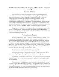 Letter Of Recommendation For Psychology Graduate School Sample