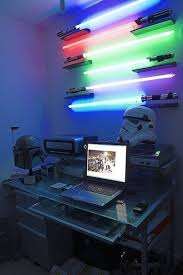 light saber wall light star wars